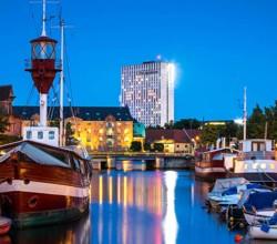 København - hotel og bolig til din bilferie eller flyrejse.