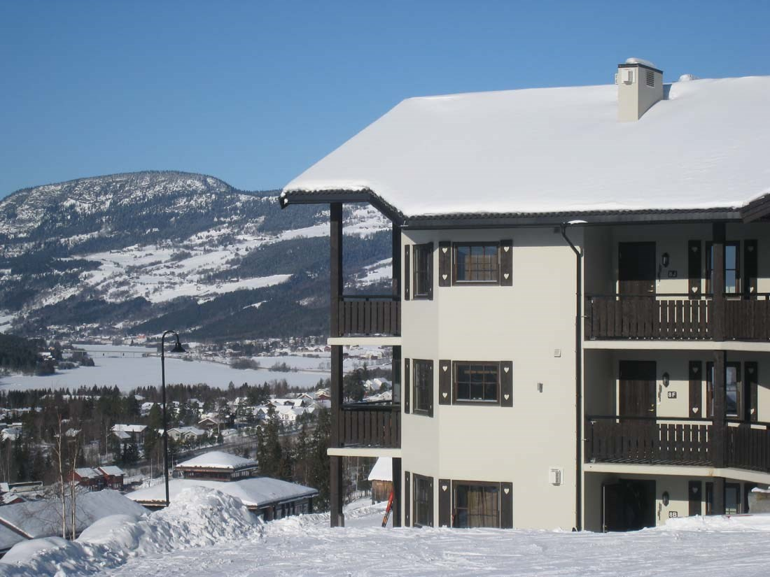 Alpin Apartments Sørl...