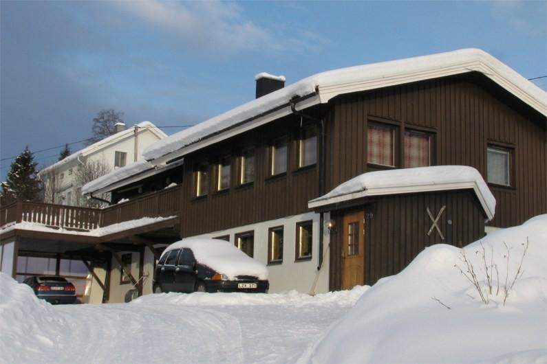 Villa Solhyllan 29C, Færge + Bolig